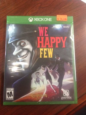We Happy Few Xbox One NEW for Sale in Cleveland, OH