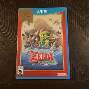 The Legend Of Zelda: The Windwaker for Sale in Camarillo, CA