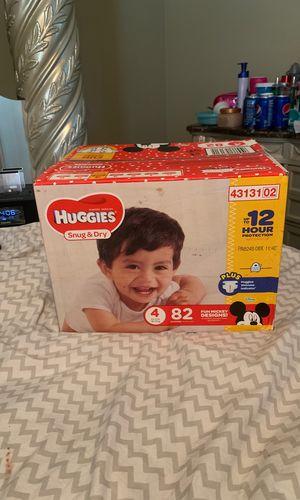 Huggies diapers for Sale in Sterling Heights, MI
