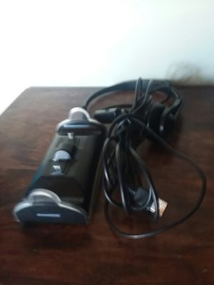 Ps4 charger for 2 controllers & Usb headset with mic for Sale in Santa Ana, CA