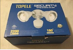 Security LED motion light for Sale in Columbus, OH