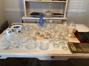 Glassware collection for Sale in Atlanta, GA