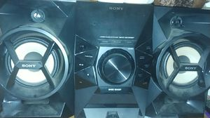 Sony Stereo system CD,MP3,USB for Sale in Phillips Ranch, CA