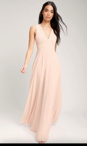 "Lulu's ""Here For Love"" Maxi Dress for Sale in Reading, MA"