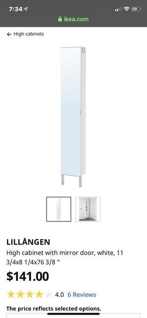 Brand New High Cabinet Mirror for Sale in Dallas, TX