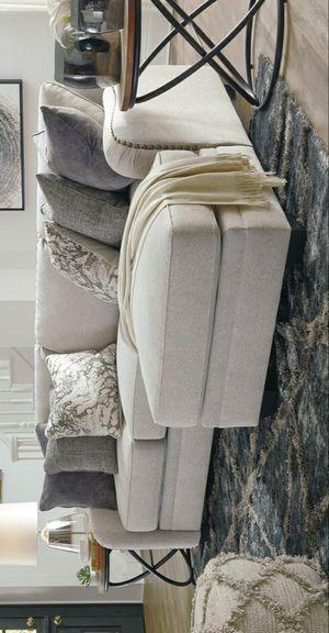 ☄Shock price☄Dellara Chalk Sofa Chaise for Sale in Jessup, MD