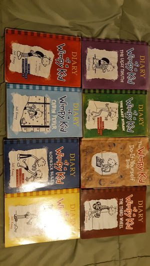 Diary of the wimpy kid collection for Sale in Greer, SC