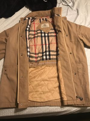 Burberry jacket for Sale in Dallas, TX