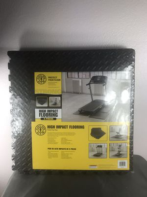 Brand new Gold's Gym high impact flooring for Sale in Mesa Grande, AZ