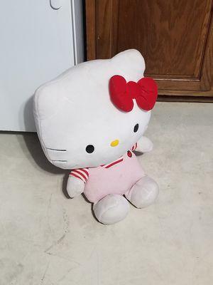 Big Hello Kitty Plush for Sale in Gainesville, VA