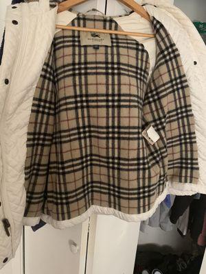 Burberry coat for Sale in Alexandria, VA
