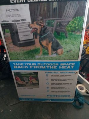 Portacool 1000 outdoor air conditioner for Sale in Pittsburgh, PA