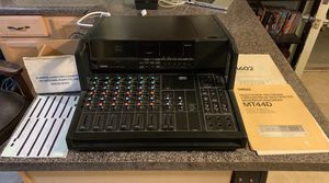 Yamaha MT44D 4 Track Cassette recorder with RM602 mixer for Sale in Long Beach, CA