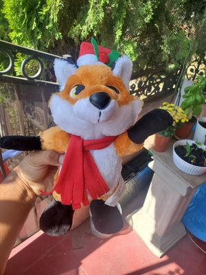 Singing Dancing Plush What The Fox Sat for Sale in Huntington Park, CA