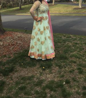 Indian Dress evening wear gown for Sale in Cambridge, MA