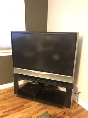 "TV Big possibly 60"" for Sale in Salem, OR"