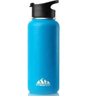 Hydra peak vacuum insulated stainless steel water bottle sky 40oz for Sale in Rendville, OH
