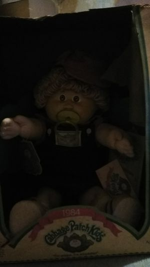 Vinage Cabbage Patch kids 1984 for Sale in Mount Rainier, MD