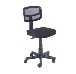 Mainstays Mesh Task Chair with Plush Padded Seat for Sale in College Station, TX