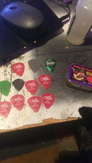 Guitar picks for Sale in El Dorado, KS