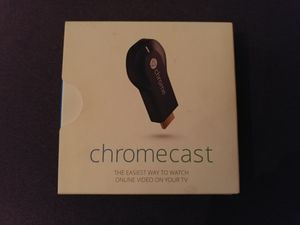 Google Chromecast 1st Generation for Sale in Seattle, WA