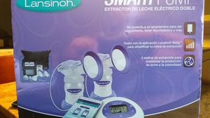 Smart pump breast pump made by Lansinoh for Sale in Houston, TX