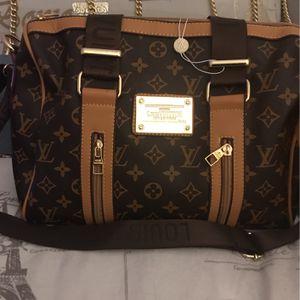 Designer handbag With removable L.V Strap for Sale in Las Vegas, NV