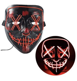 The Purge Mask - RED for Sale in Corona, CA