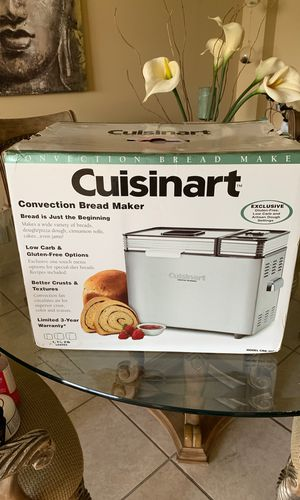 Cuisinart convection bread maker for Sale in Miami, FL