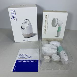 Vanity Planet Facial Steamer & Spin Cleaner for Sale in San Gabriel, CA