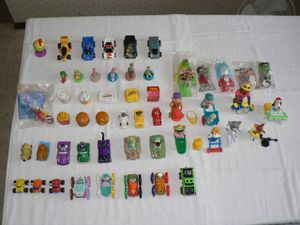 Various Collectable Toy's for Sale in Vancouver, WA
