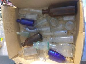 Antique bottles for Sale in Baltimore, MD