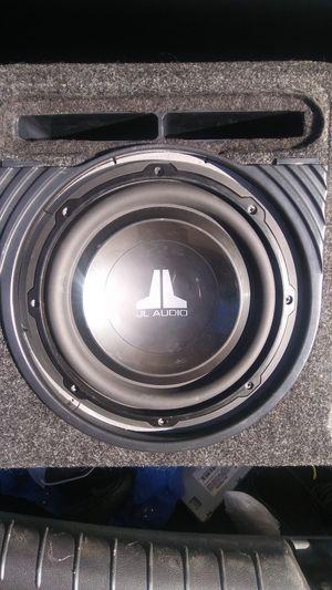 Jl audio 10in for Sale in Palmdale, CA