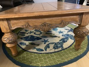 living room table for Sale in Vista, CA