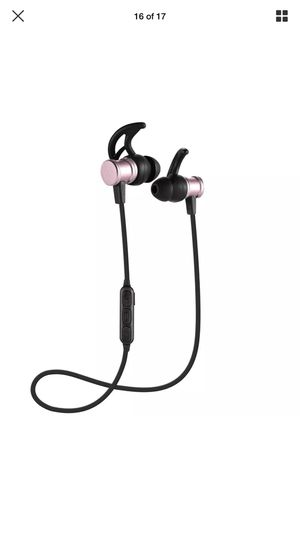 Magnetic Wireless Bluetooth Sport Headphones for Sale in Winter Park, FL