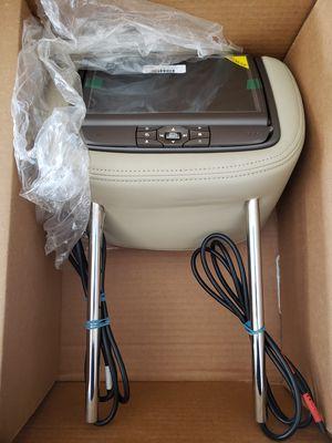 Part Number: 999U8-EX001 Description: Infiniti FX DVD Headrest, Main Kit - NEW OEM! for Sale in Beaumont, CA
