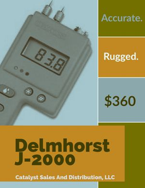 Delmhorst J-2000 for Sale in Cheyenne, WY