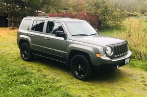 2012 Jeep Patriot 4wd for Sale in Snohomish, WA