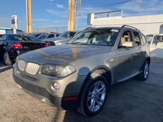 2008 BMW X3 for Sale in Las Vegas,  NV