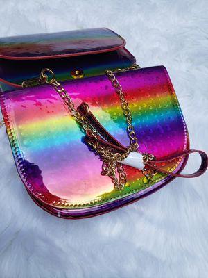 Multi colored bag for Sale in Washington, DC
