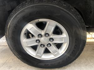 Chevy rims 6 lug for Sale in San Diego, CA