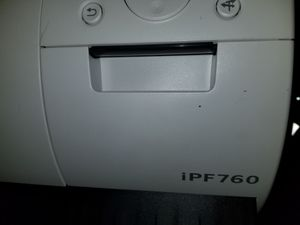 "Canon IPF760 Plotter 36"" $1200 for Sale in Houston, TX"