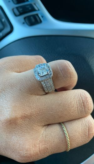 3 piece Wedding ring set for Sale in Carlsbad, CA