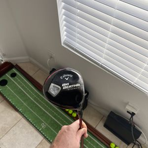 Callaway Big Bertha Driver with Brand New Grip for Sale in Las Vegas, NV