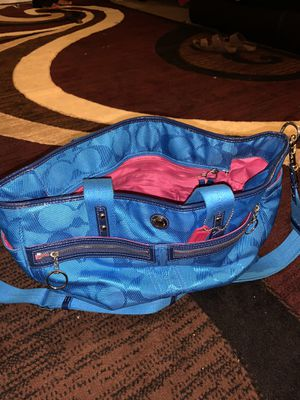 COACH DIAPER BAG for Sale in San Jose, CA