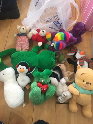 Stuffed Animals for Sale in Plainfield, IL