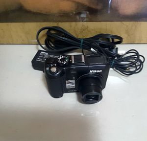 Nikon Coolpix P6000 13.5MP Digital Camera with 4x Wide Angle Optical Vibration Reduction (VR) Zoom. -Excellent Condition. for Sale in Davie, FL