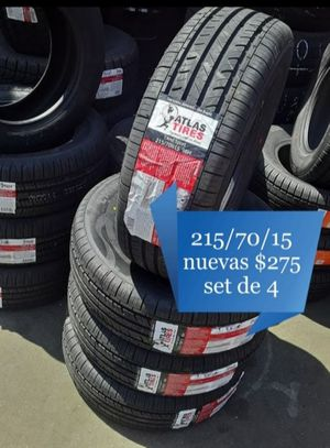 SET OF NEW 215-70R15 TIRES for Sale in Long Beach, CA