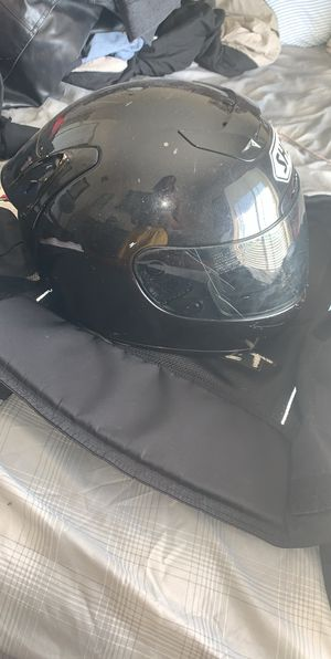 Motorcycle helmet and jacket for Sale in West Palm Beach, FL