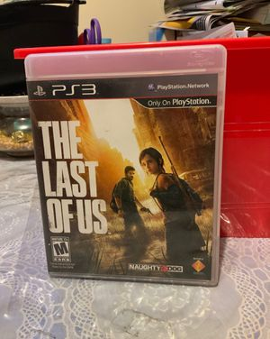 The Last of Us (PS3 game) for Sale in Los Angeles, CA